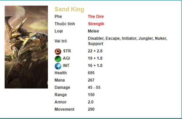 Sand-king
