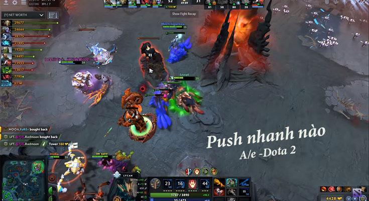 Push là gì