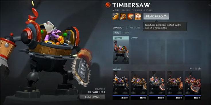 timbersaw