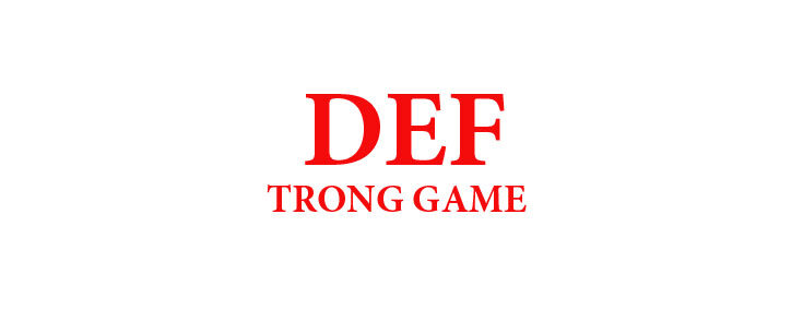 def-trong-game