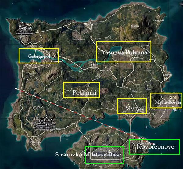 map-erangel